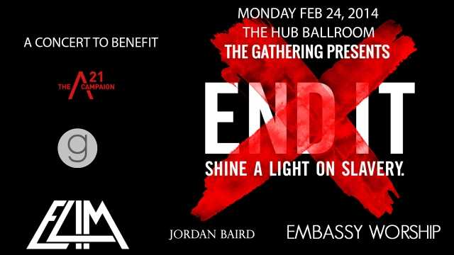 The END IT Benefit Concert Is Tonight!